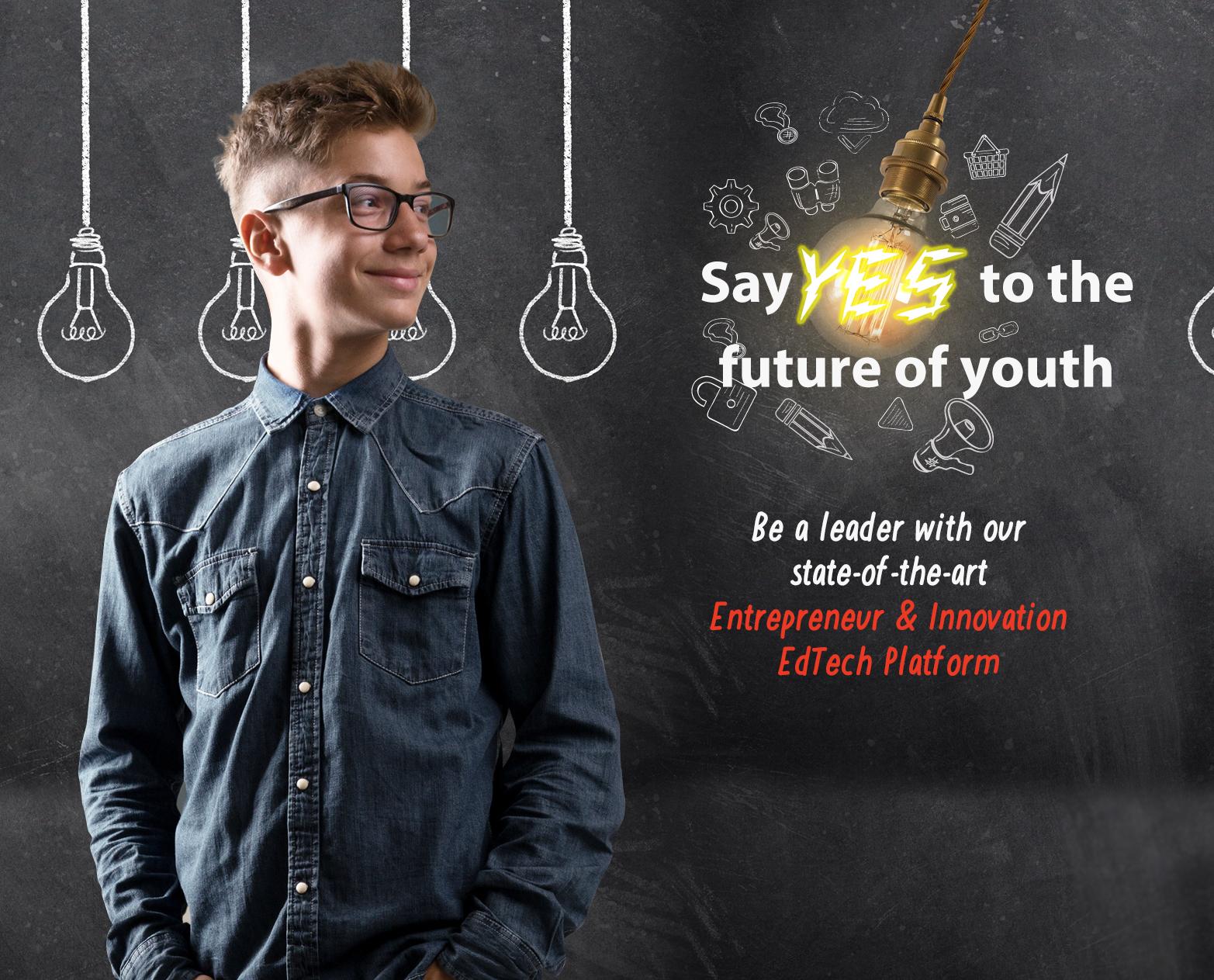 Entrepreneur & Innovation EdTech Platform